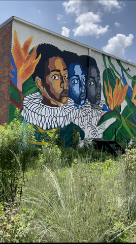Mural by Erica Chisolm