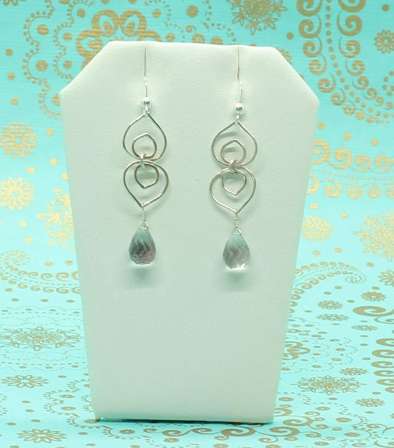Double Drop Mystic Earrings - Devi & Co