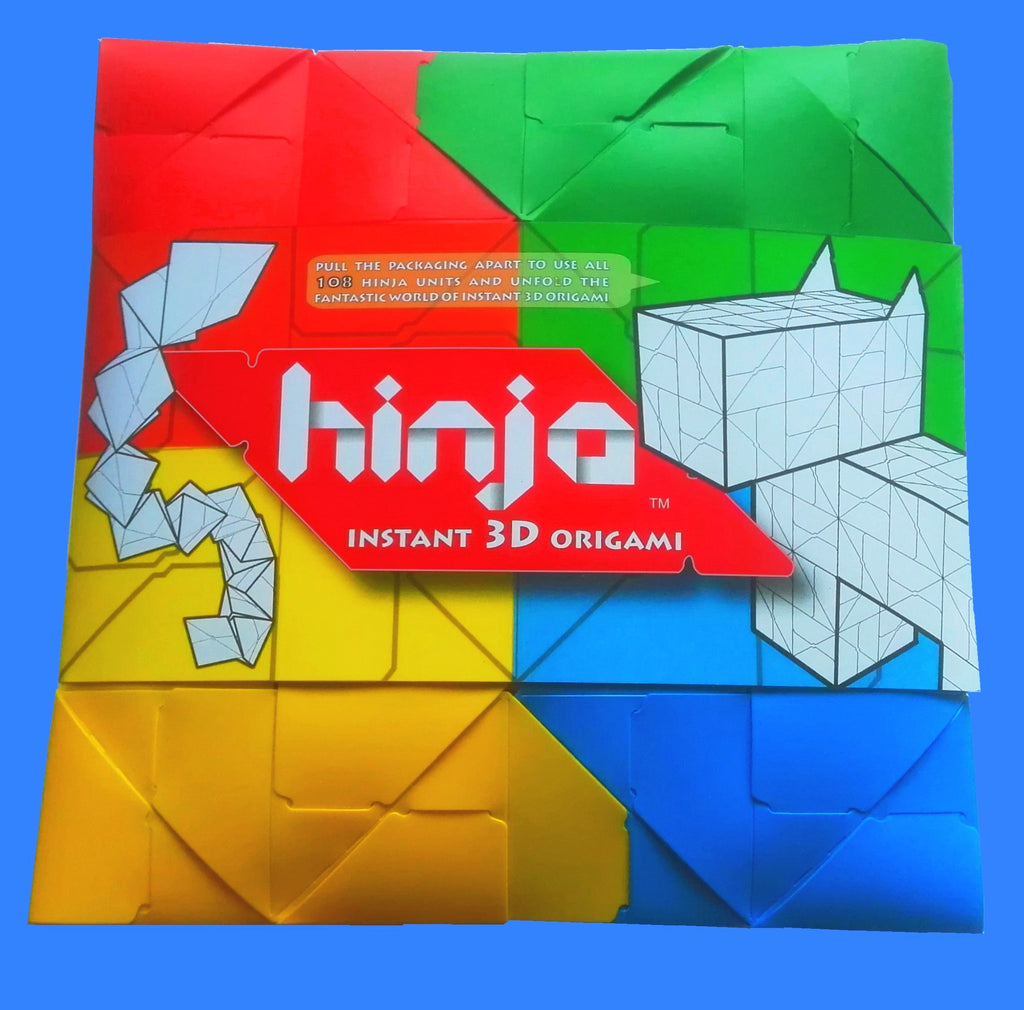 Multicoloured Combo Pack: 108 Hinja Units