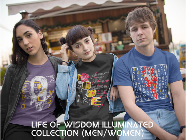 Life of Wisdom Illuminated Collection (Men/Women)