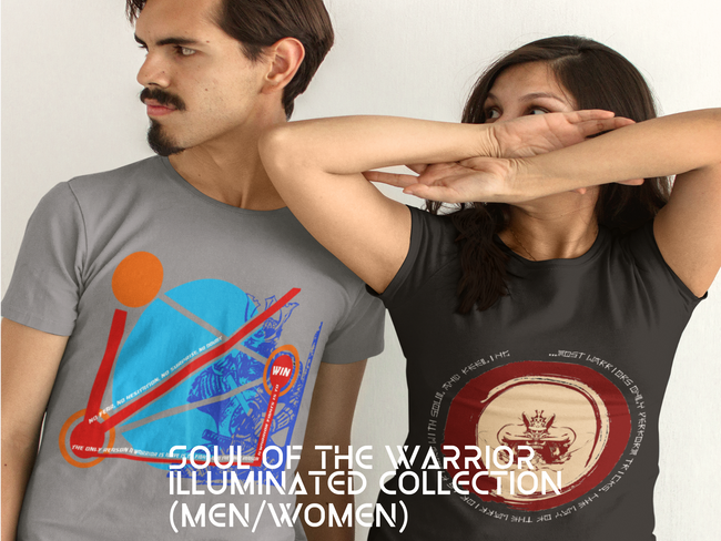 Soul of the Warrior Illuminated Collection (Men/Women)