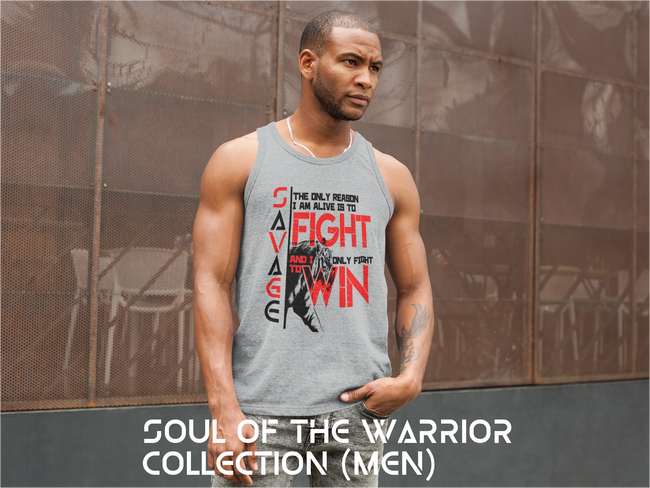 Soul of the Warrior Collection (Men)