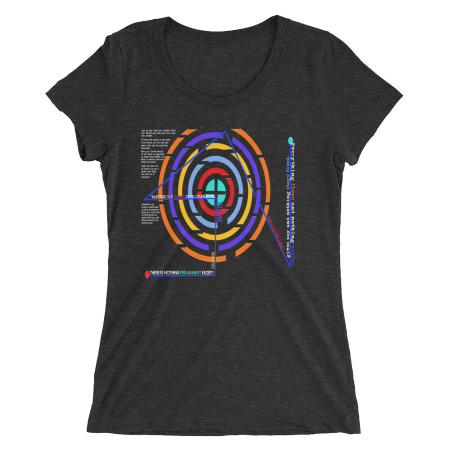 Lessons on Life Illuminated (Women/Crew-Neck)