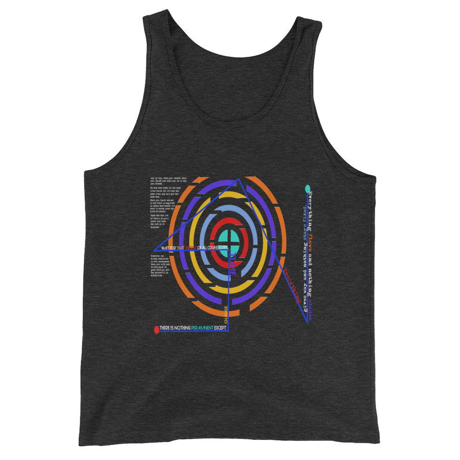 Lessons on Life Illuminated (Men/Tank-Top)