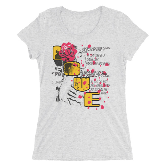 Love N Rose (Women/Crew-Neck)