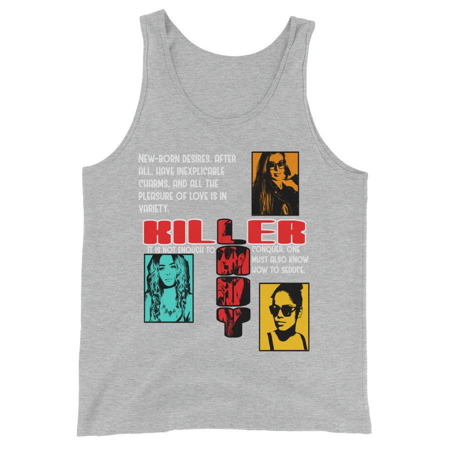 The Lady Killer Illuminated (Men/Tank-Top)