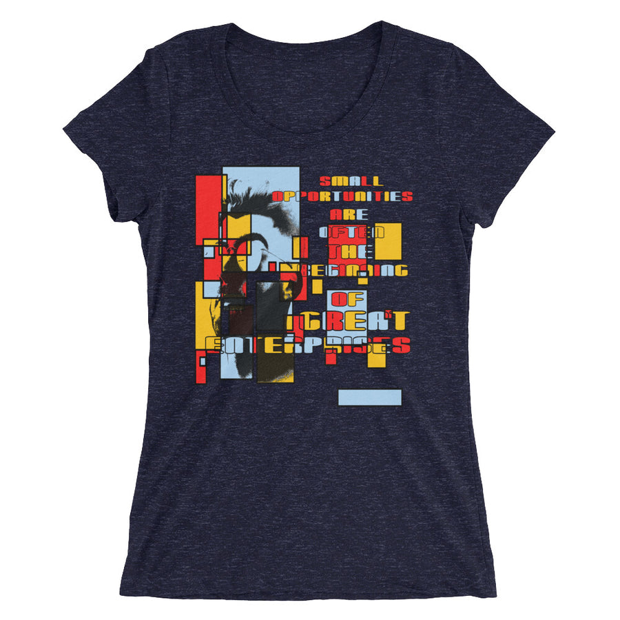 The Enterpriser (Women/Crew-Neck)