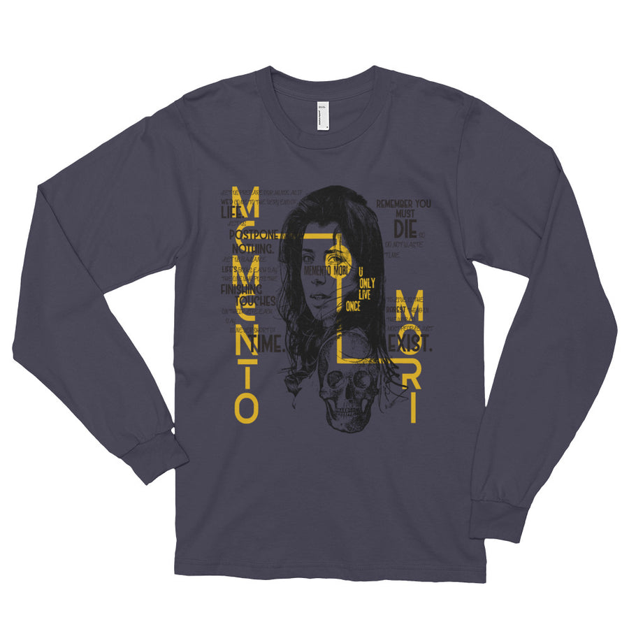 Memento Mori (Men/Long Sleeve)