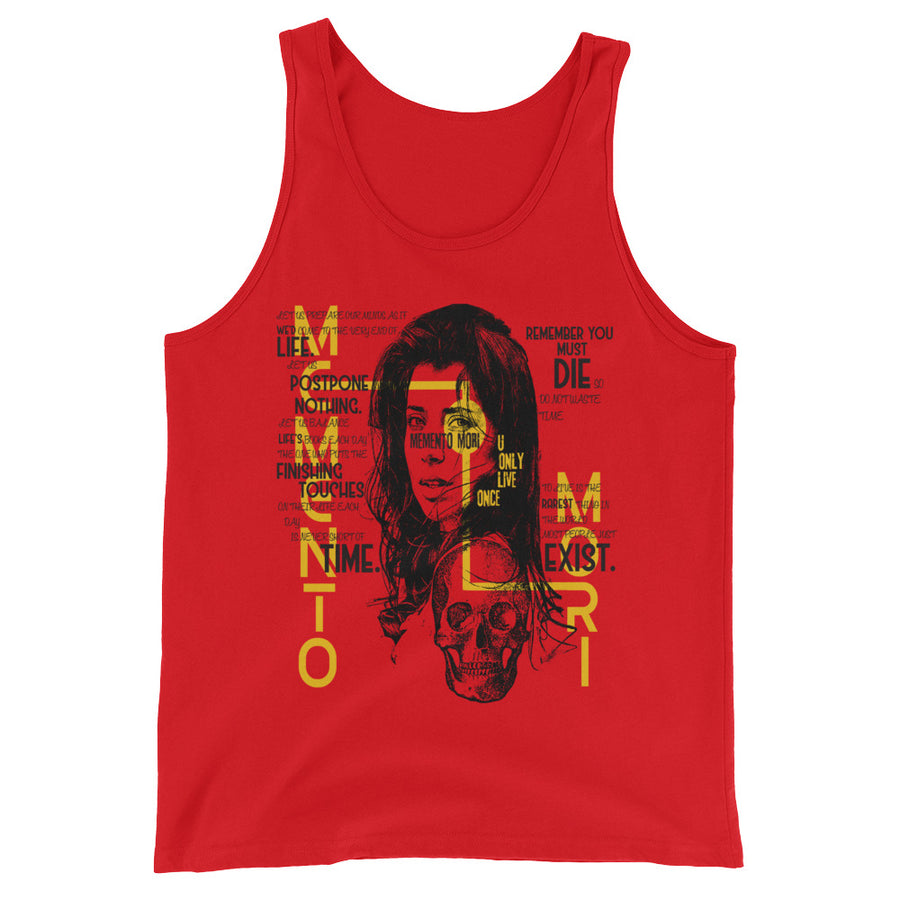 Memento Mori (Men/Tank-Top)