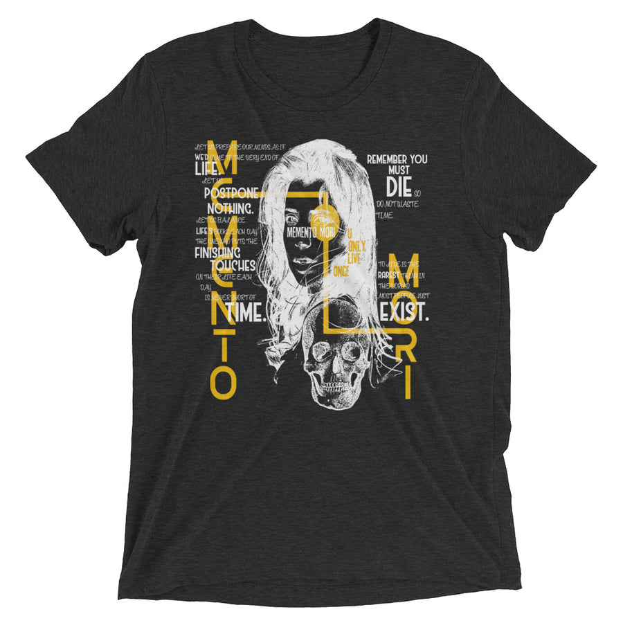 Memento Mori Illuminated (Men/Crew-Neck)