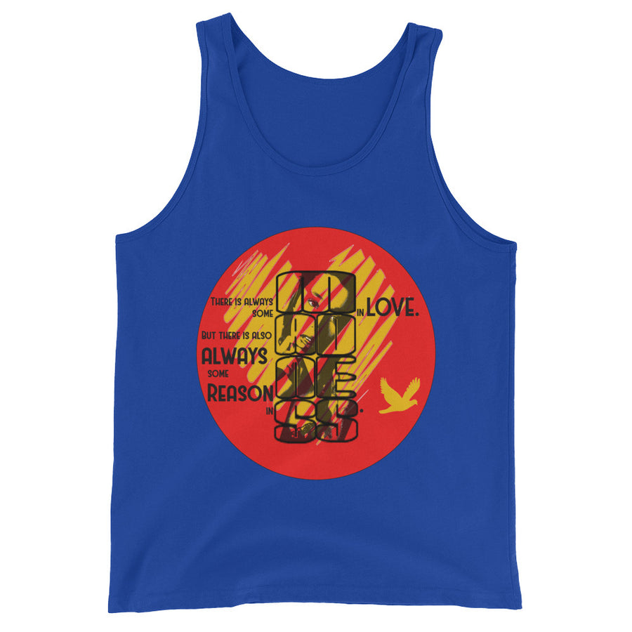 Madness of Love (Men/Tank-Top)