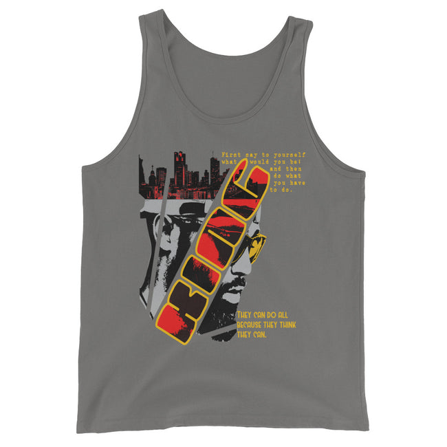 King Status (Men/Tank-Top)