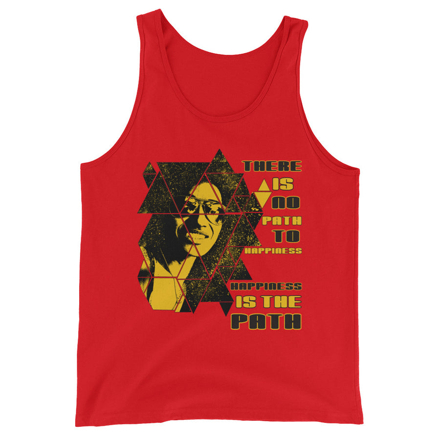 Path to Happiness (Men/Tank-Top)