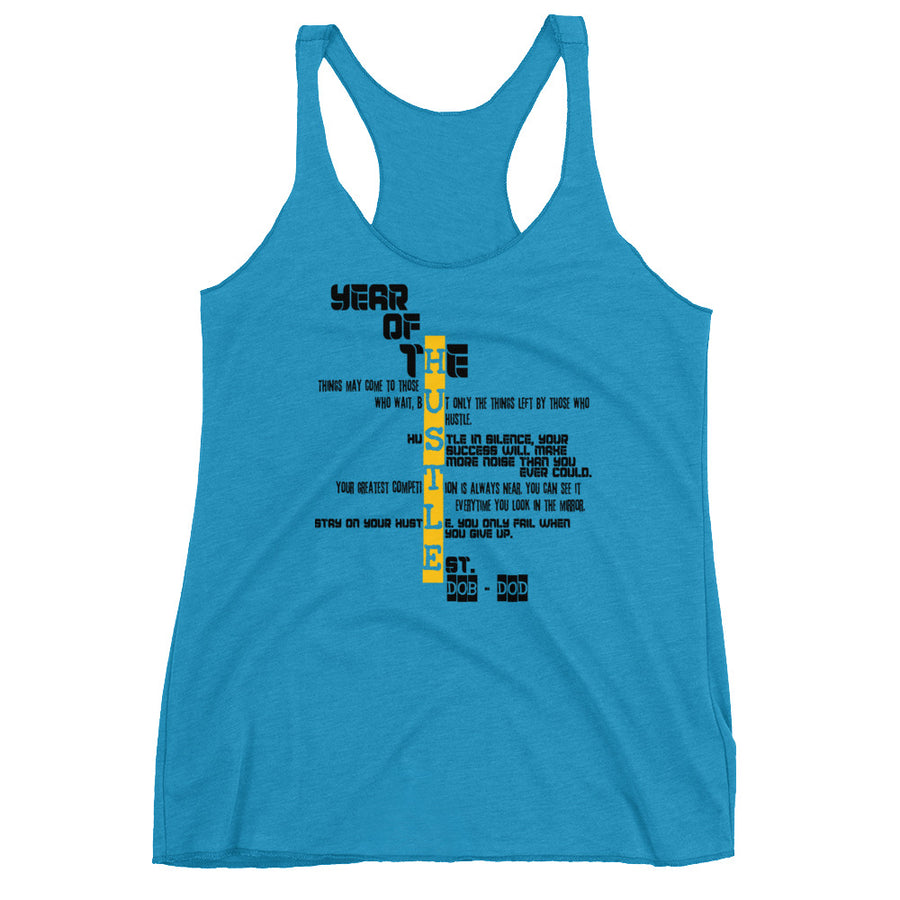 Year of the Hustle (Women/Tank-Top)
