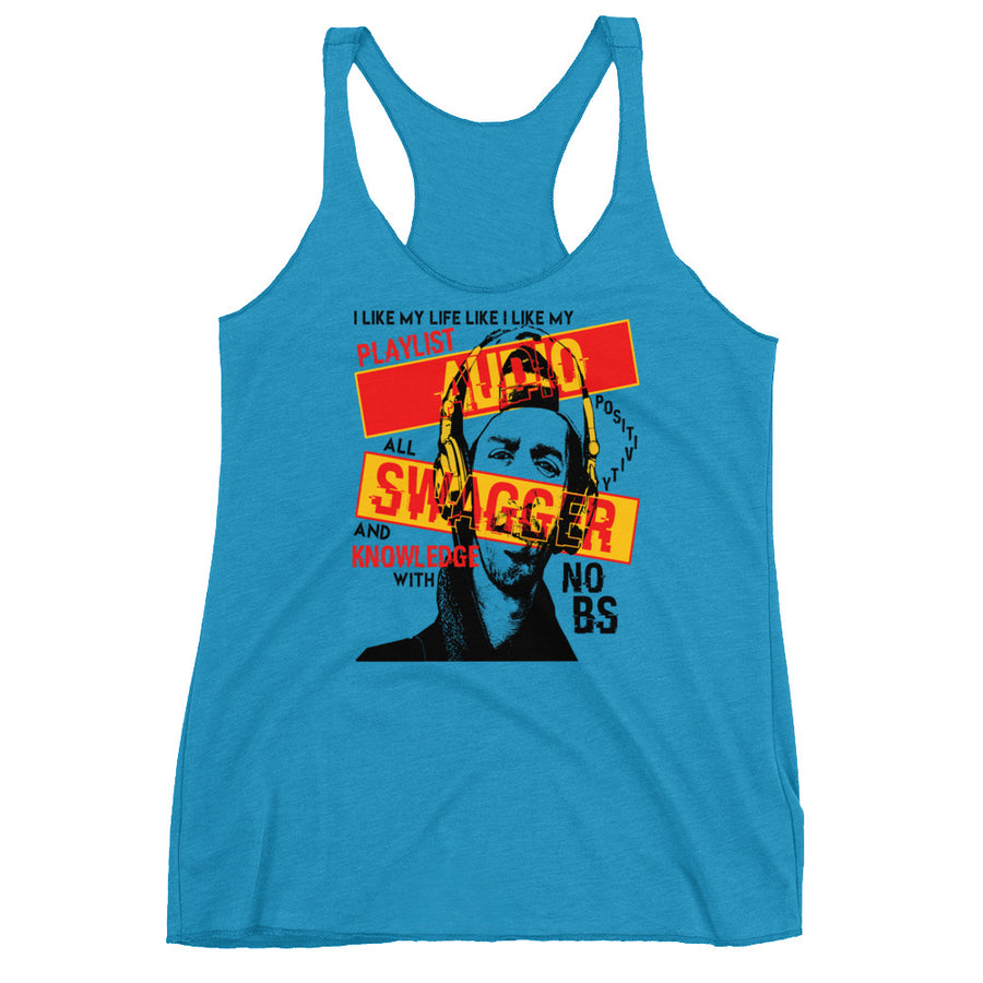 Audio Swagger (Women/Tank-Top)