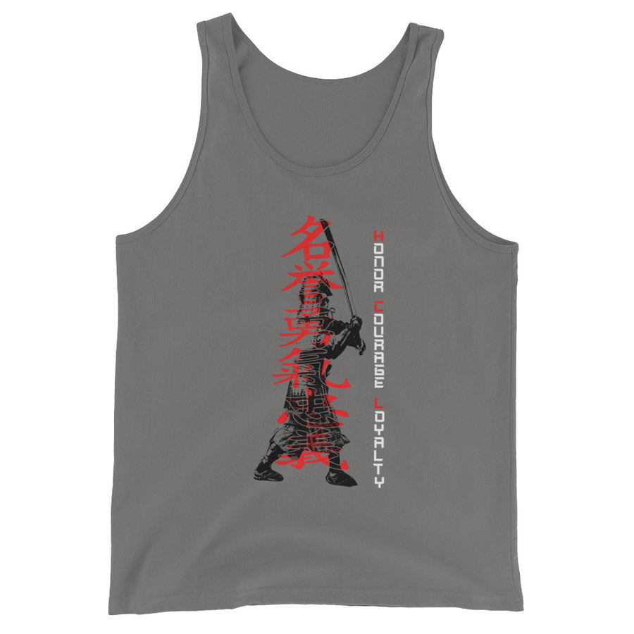 The Code (Men/Tank-Top)