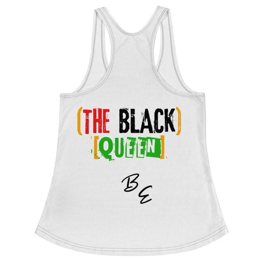 The Black Queen - ECLIPSED (Women/Tank-Top)