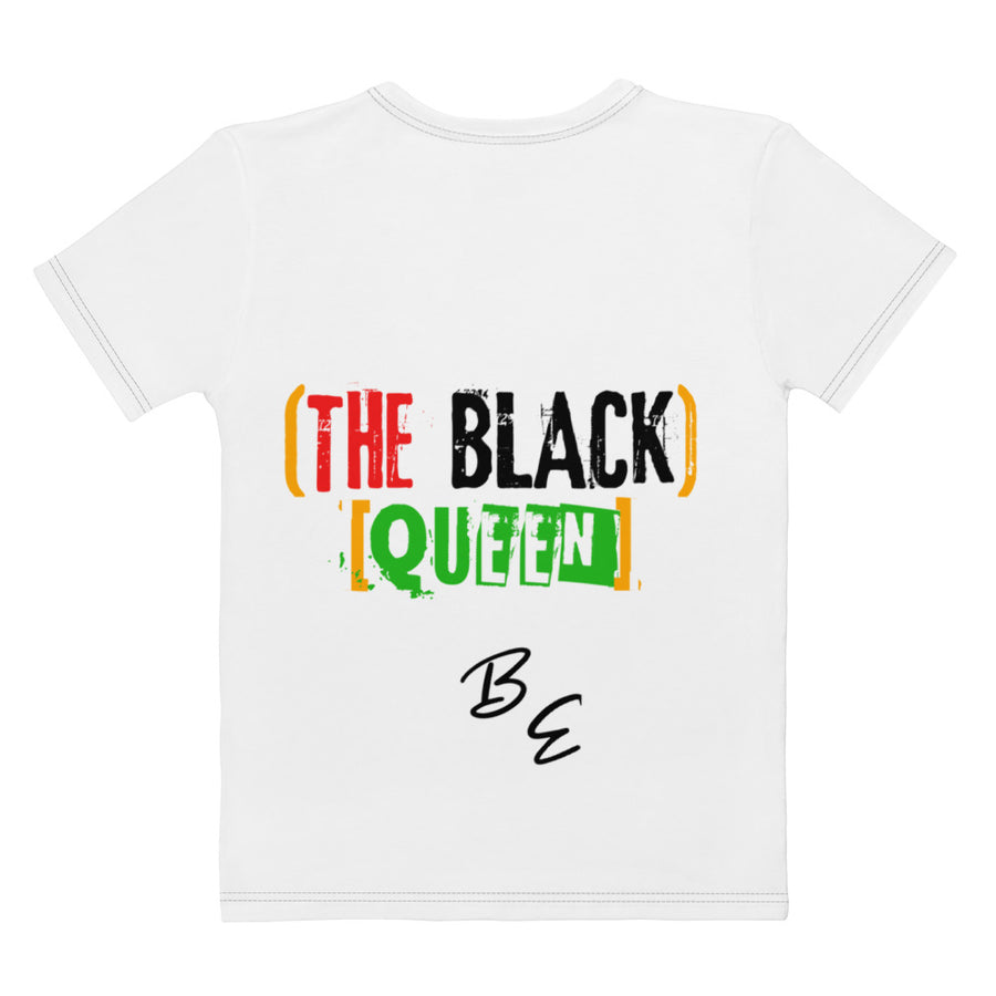 The Black Queen - ECLIPSED (Women/Crew-Neck)