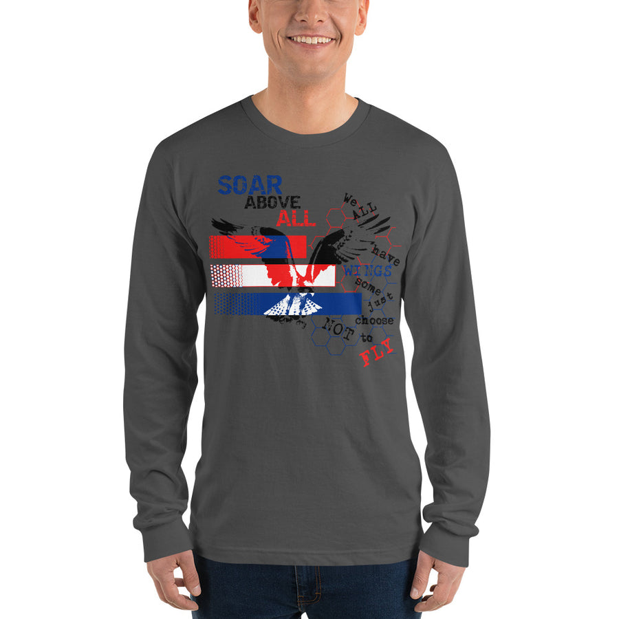 Choose To Fly (Men/Long Sleeve)