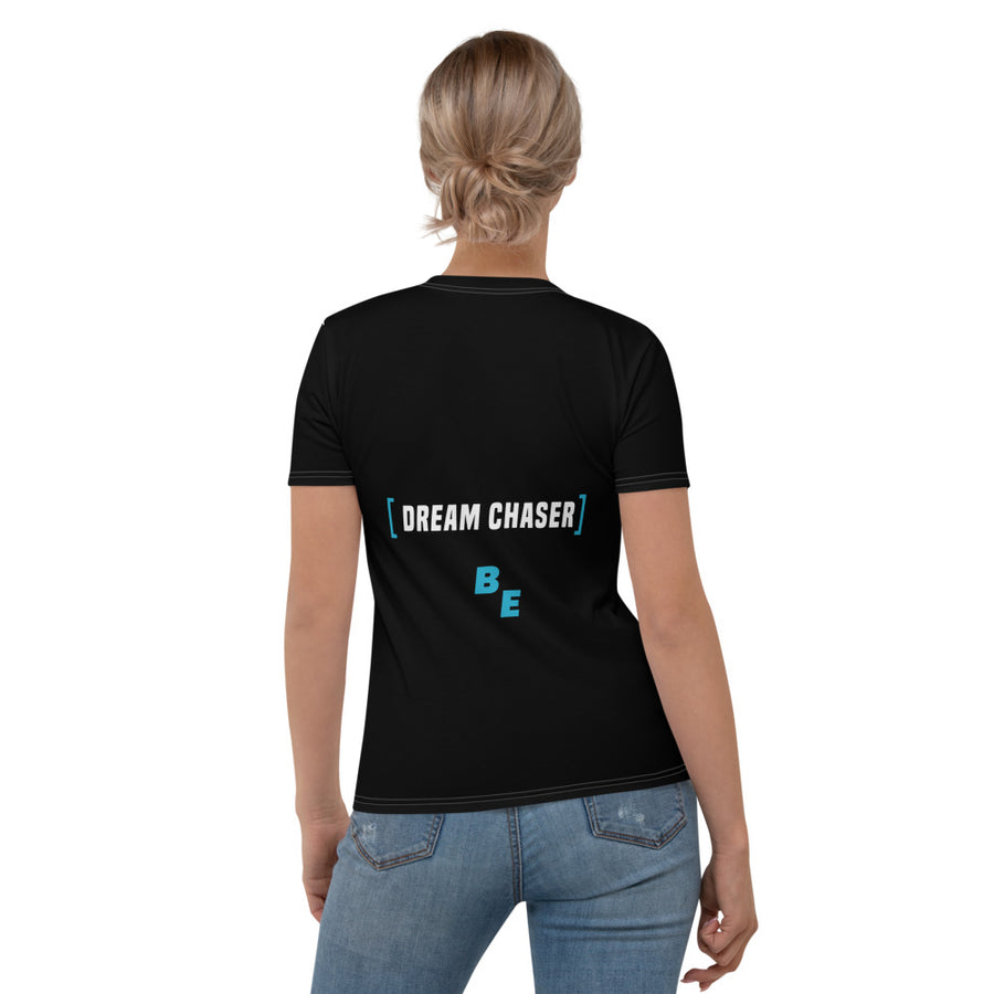 Dream Chaser BLUE - ECLIPSED (Women/Crew-Neck)