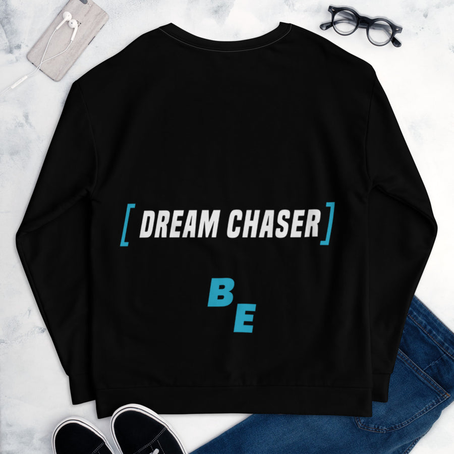 Dream Chaser BLUE - ECLIPSED (Unisex Sweatshirt)