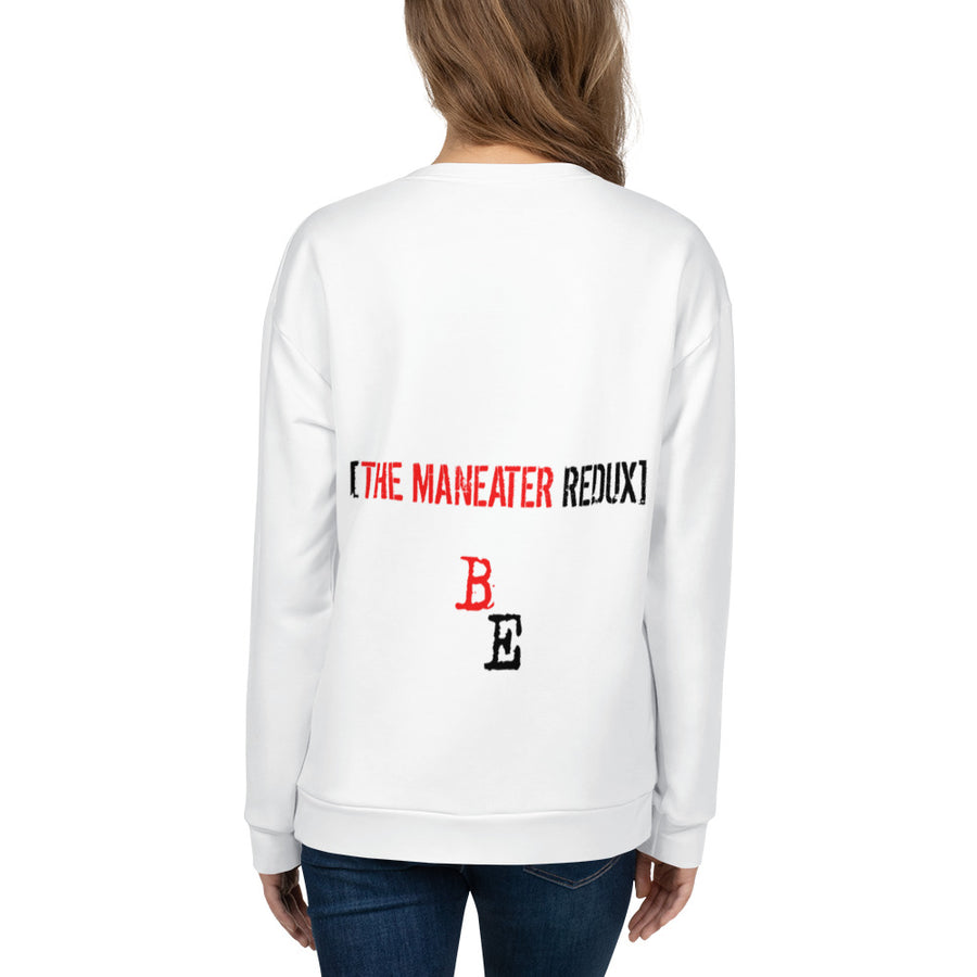 The ManEater Redux - ECLIPSED (Unisex Sweatshirt)