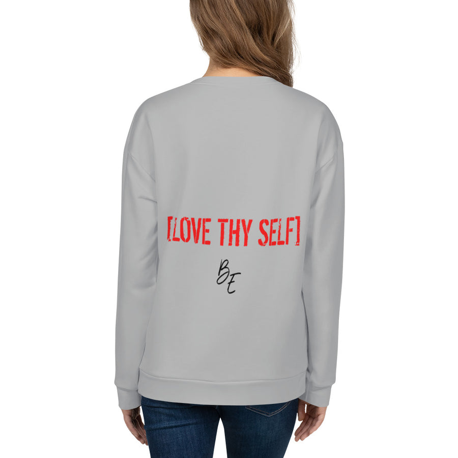 Love Thy Self - ECLIPSED (Unisex Sweatshirt)