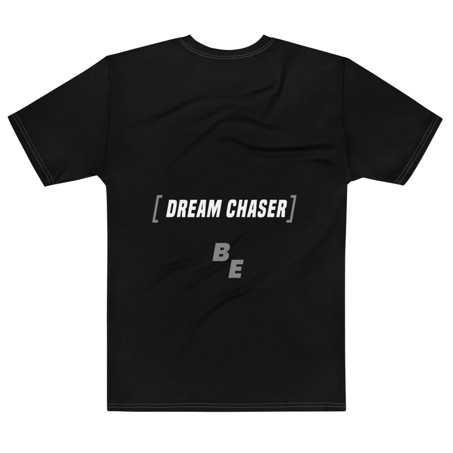 Dream Chaser WHITE - ECLIPSED (Men/Crew-Neck)