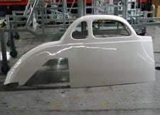 1937 USLCI Ford Coupe - Right Side