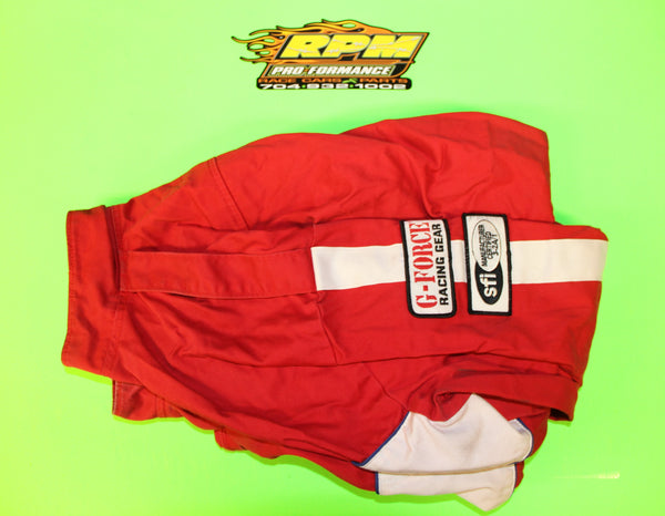 G-Force Driver Suit - Item #2364