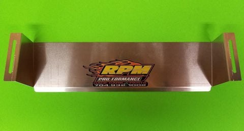 Air Scoop - RPM Aluminum - Item #RPM001