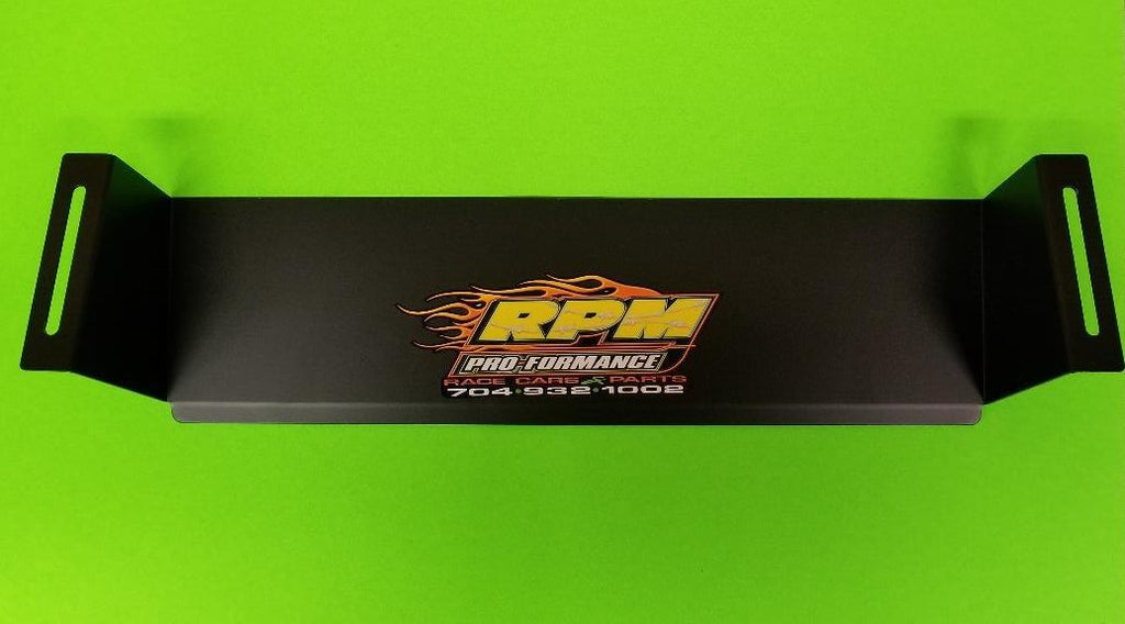 Air Scoop - RPM Black Finish - Item #RPM002
