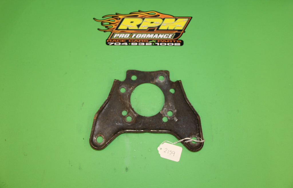 Left Side Brake Caliper Plate - Item #2159