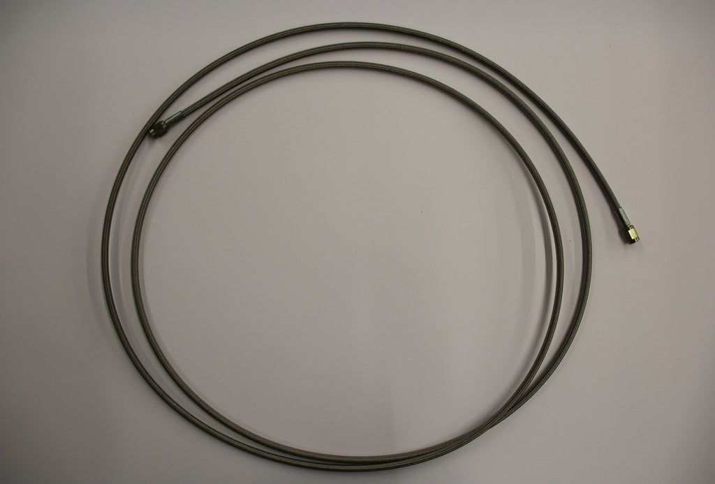USLCI Bandolero Braided Brake Line