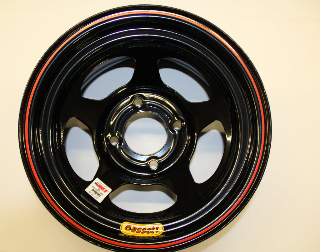 USLCI Bassett Black Wheel 5