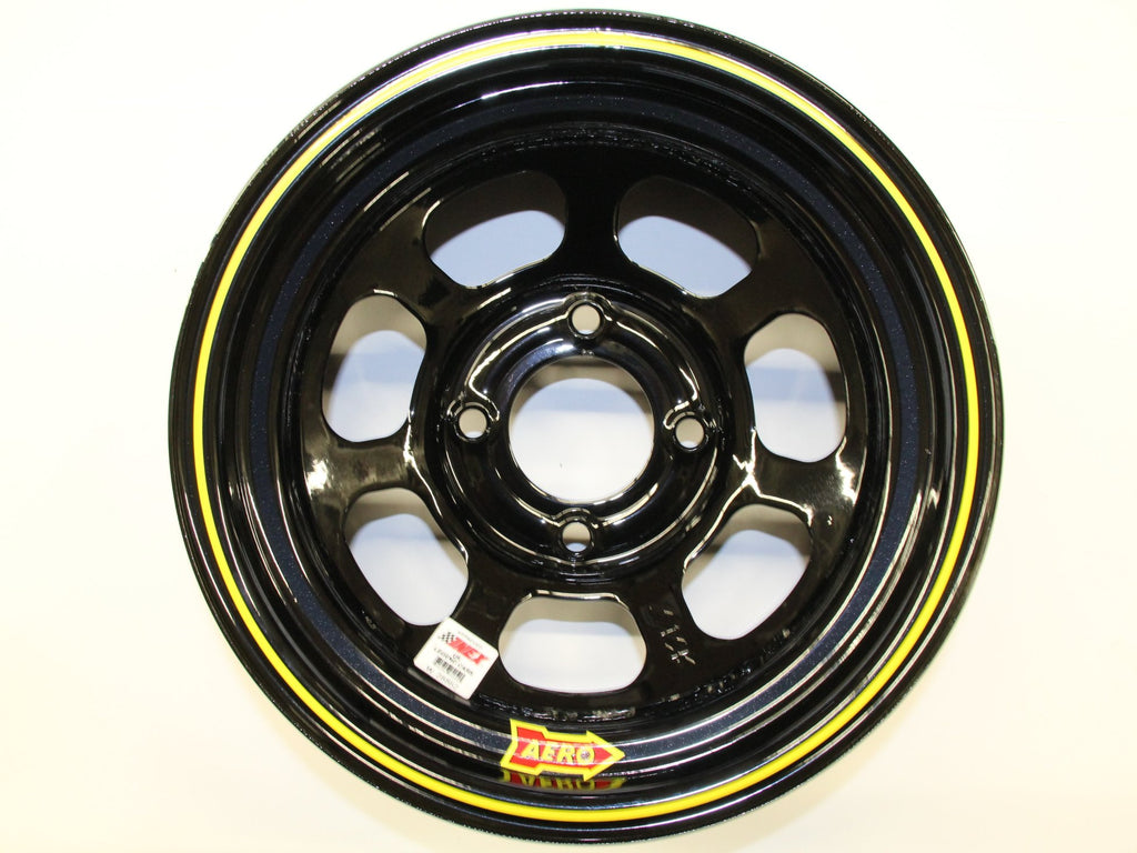 USLCI Aero Black Wheel 13 x 7