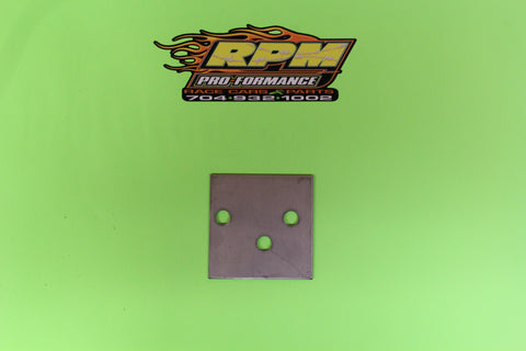 RPM Three Hole Gusset - Item #RPM12504BC