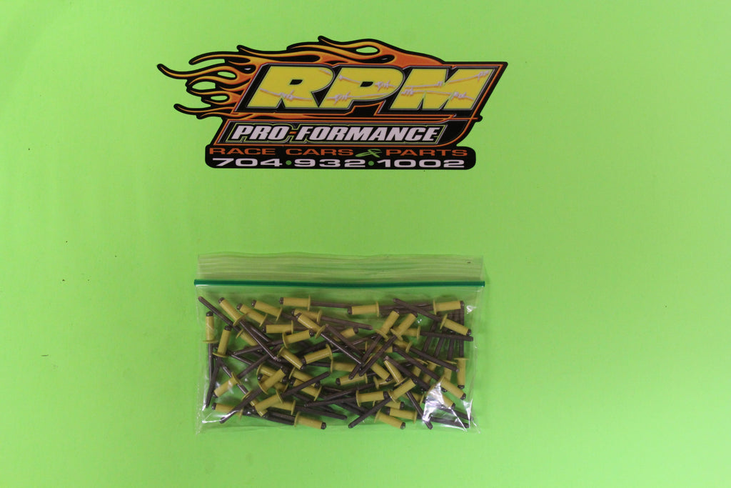 RPM Small Head Rivet (Yellow) - Item #RPM18138