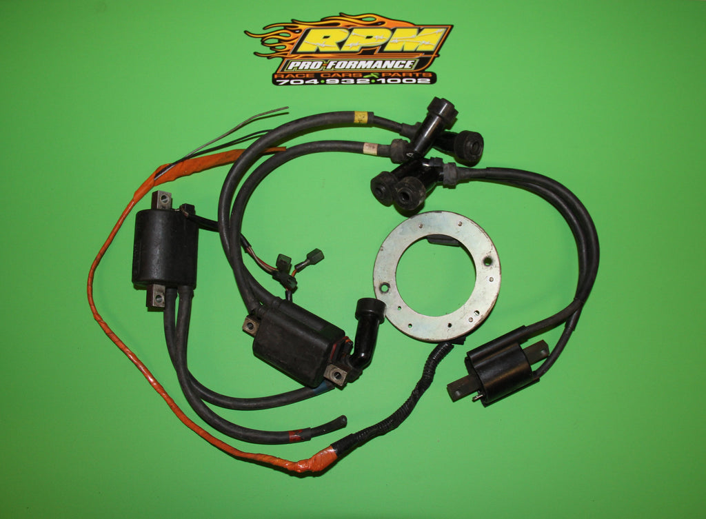 Yamaha FJ Ignition Parts - Item #2448