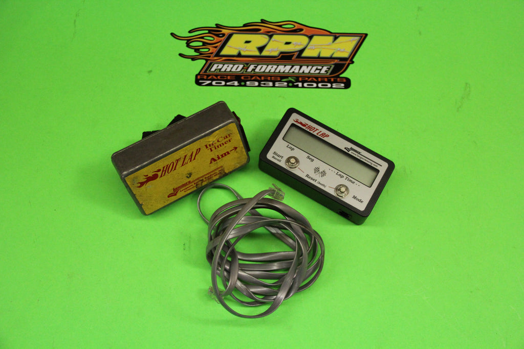 Hot Lap Timer (In-Car Only) - Item #509