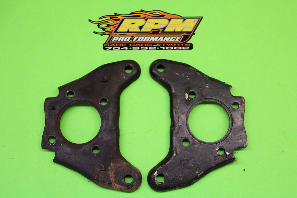 Brake Caliper Plates - Left Side - Item #1137