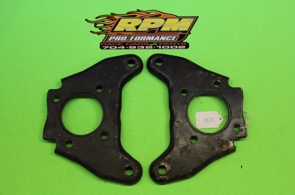 Brake Caliper Plates - Right Side - Item #1138
