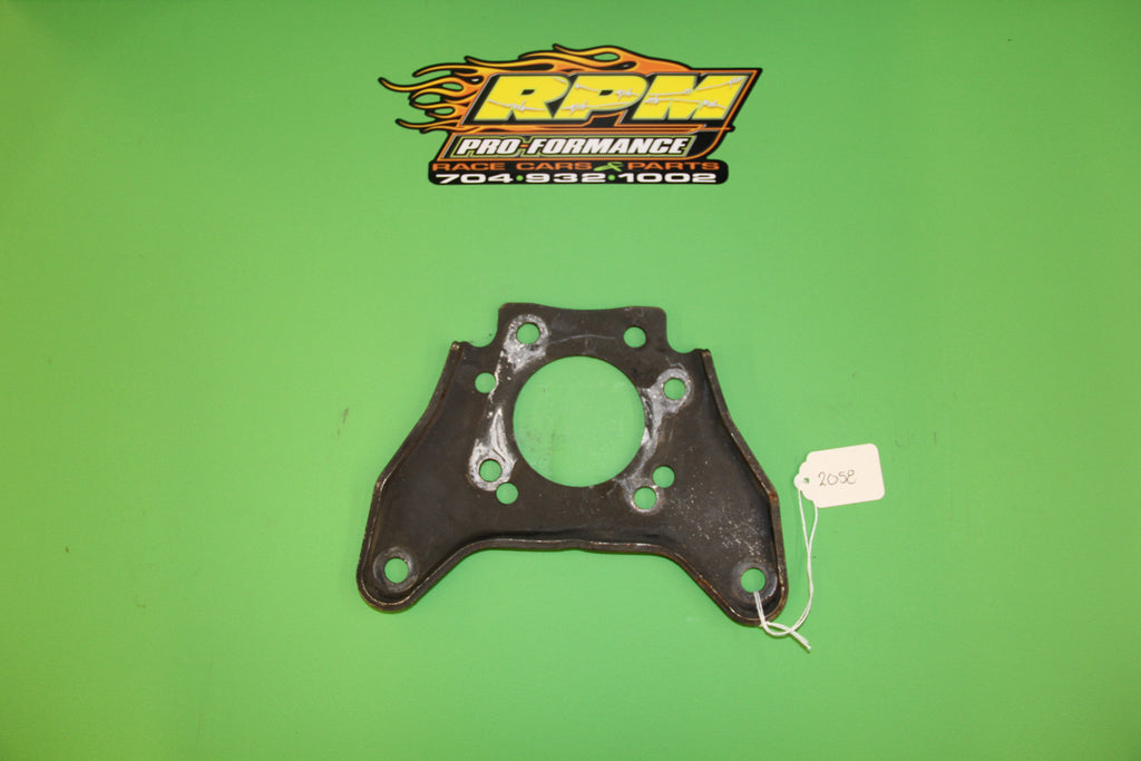 Right Side Brake Caliper Plate - Item #2058