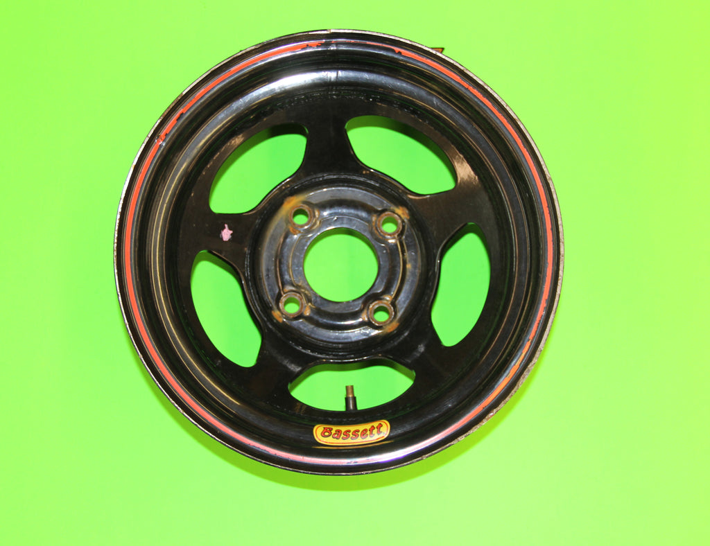 Bassett Wheels (Standard Weight) - Item #2390
