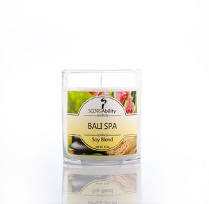 Bali Spa Candle Collection