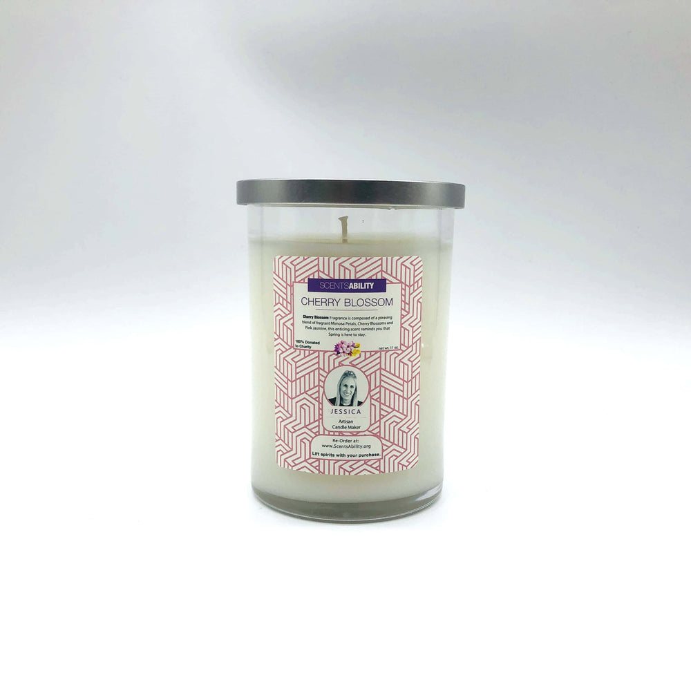 Candle - Cherry Blossom