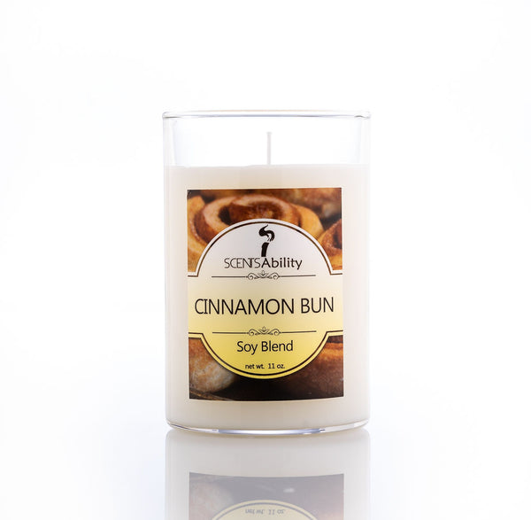 Cinnamon Bun Candle Collection
