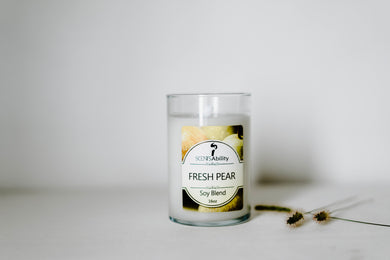 Fresh Pear Candle Collection