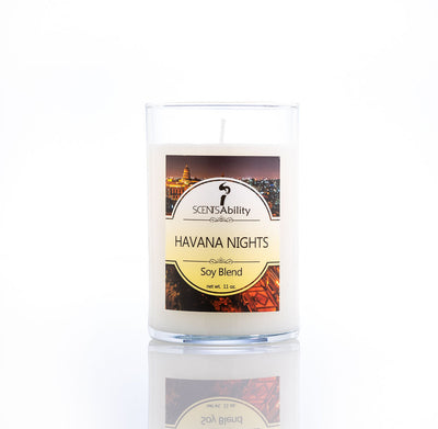 Havana Nights Candle Collection