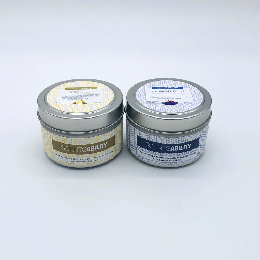 Gift Set - Spicy Pear/Midnight Plum